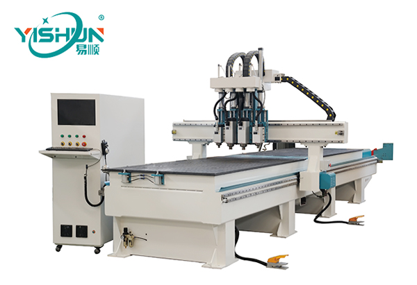 Plate furniture production line YS-1323